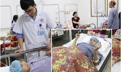 6 giờ căng thẳng phẫu thuật lấy khối u não khổng lồ