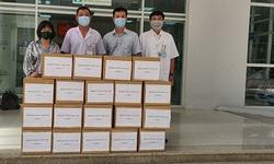 Hội Quân dân Y Việt Nam tặng quà BV 199, Bộ Công an