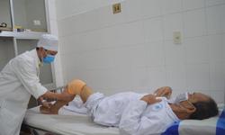 Bệnh viện đầu tiên thay khớp gối nhân tạo tại ĐBSCL