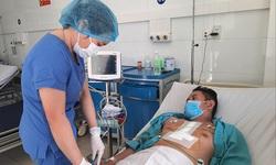 8 giờ cứu bệnh nhân đau tim nguy kịch