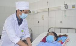 Cứu nữ thanh niên vỡ gan do tai nạn không cần phẫu thuật