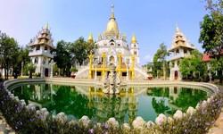 Top 20 ngôi chùa Phật giáo đẹp nhất thế giới