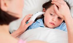 Khi trẻ sốt cao có nên sử dụng thuốc phòng ngừa co giật?