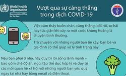 Infographic Lời khuyên giúp bạn sống vui khỏe trong mùa dịch COVID-19