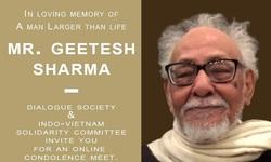 Geetesh Sharma- Một cuộc đời sống đẹp, một trái tim tràn ngập yêu thương
