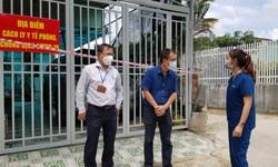 Bộ Y tế khảo sát thí điểm cách ly F1 tại nhà trên địa bàn tỉnh Bình Dương