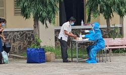 Hơn 1.700 bệnh nhân COVID-19 tại bệnh viện Dã chiến số 1 TP .HCM được xuất viện