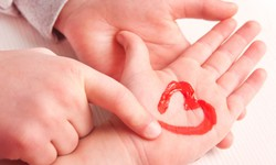 Nhận biết trẻ bị tim bẩm sinh