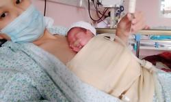 Sự phối hợp tuyến trên với tuyến dưới: Hành trình kỳ diệu của bé sơ sinh cực non tháng