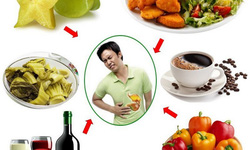Viêm loét dạ dày - tá tràng, nên ăn gì?