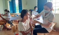 Các ca nhiễm bạch hầu ở Đắk Nông đã được chữa khỏi