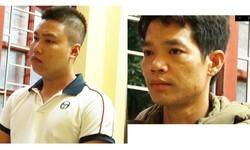 Tạm giữ 2  nghi phạm đổ dầu thải gây ô nhiễm nước sông Đà