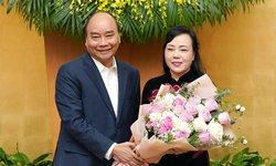 Thủ tướng Chính phủ biểu dương nguyên Bộ trưởng Y tế Nguyễn Thị Kim Tiến