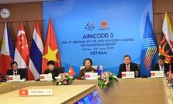 Việt Nam thúc đẩy xây dựng một cộng đồng ASEAN không có ma túy