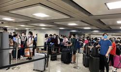 Đón thêm 346 công dân Việt Nam từ Hoa Kỳ về nước