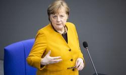 Thủ tướng Đức Angela Merkel đã tiêm vắc xin AstraZeneca ngừa COVID-19