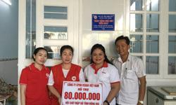 Vedan Việt Nam hỗ trợ y tế cho các bệnh nhân có hoàn cảnh khó khăn