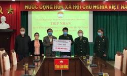 Lâm Đồng: Hơn 4 tỷ đồng đóng góp Quỹ phòng, chống dịch COVID-19