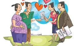 Mang thai hộ vì mục đích thương mại bị phạt từ 5 đến 10 triệu đồng