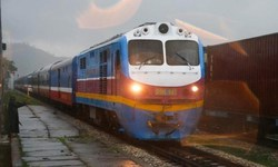 Đường sắt Bắc - Nam thông tuyến, sẵn sàng vận chuyển miễn phí hàng cứu trợ
