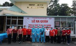 Vedan Việt Nam hỗ trợ công tác phòng chống dịch bệnh tại 125 trường học huyện Long Thành, tỉnh Đồng Nai