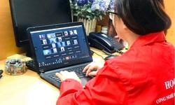 Sau đợt nghỉ lễ, nhiều trường chuyển sang dạy học trực tuyến