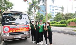 Trường Đại học Y tế công cộng lên đường chi viện tâm dịch Bắc Giang