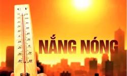 Đầu tháng 7 có thể xảy ra nắng nóng cục bộ lên tới 42 độ C