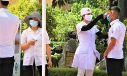 Hải Phòng: Xét nghiệm COVID-19 cho thí sinh và cán bộ làm thi huyện Vĩnh Bảo