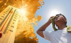Nắng nóng cẩn trọng cơ thể mất nước!