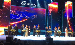 SOHACO đón nhận Huân chương lao động hạng Nhất và kỷ niệm 25 năm thành lập