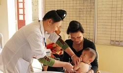 Bệnh Sởi bùng phát tại Mường La, 80% do không tiêm phòng
