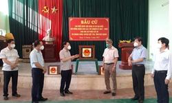 Bộ Y tế hỗ trợ Bắc Giang đảm bảo an toàn phòng chống dịch COVID-19 trong bầu cử