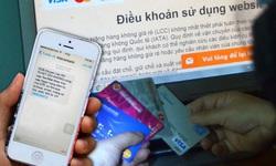 Nhiều mánh khóe lừa đảo qua dịch vụ ngân hàng điện tử