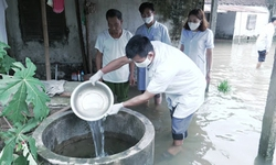 Nước sạch, giải pháp an toàn trong và sau bão lũ