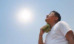 Xử trí khi bị say nắng ngày hè