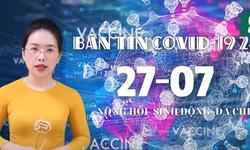 Bản tin COVID-19 24/7: Shipper, người giao hàng tại Hà Nội, TPHCM được giám sát như thế nào?