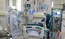 """Sức khỏe của BN1465 bị """"cơn bão Cytokine"""" hiện nay ra sao?"""