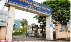 BV Bệnh Nhiệt đới TW tiếp nhận 15 ca COVID-19 mỗi ngày, tích cực hỗ trợ chuyên môn cho Bắc Ninh