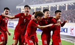 Đoàn quân đỏ Việt Nam thắng U23 Thái Lan '4 sao', hiên ngang vào VCK U23 châu Á 2020