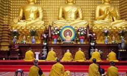 Giáo hội Phật giáo Việt Nam: Phật tử ở yên tại nhà, tuyệt đối thực hiện 5K