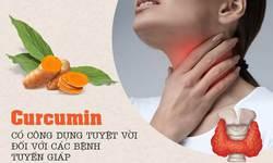Tác dụng curcumin trong phòng và đẩy lùi các bệnh tuyến giáp