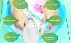 Hiểm hoạ tiềm ẩn của việc giặt giũ tại gia đình mà không phải mẹ nào cũng biết