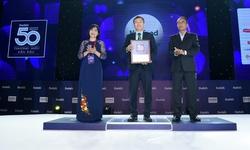 Nutifood được vinh danh thương hiệu dẫn đầu năm 2020
