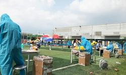 Bệnh viện Hồng Ngọc xét nghiệm khẳng định virus SAR-CoV-2 cho nhiều doanh nghiệp