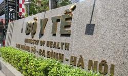 Bộ Y tế công bố Quyết định bổ nhiệm chức vụ Lãnh đạo các Cục/ Vụ