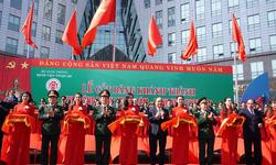 Thủ tướng dự lễ khánh thành tòa nhà khám chữa bệnh hiện đại nhất Việt Nam của Bệnh viện 108