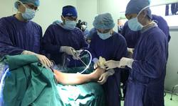 BV Việt Đức: Lần đầu tiên ứng dụng kỹ thuật mới giúp bệnh nhân chấn thương thể thao phục hồi nhanh