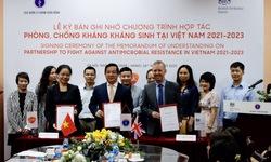 Tại Việt Nam, thuốc kháng sinh chiếm hơn 50% dược phẩm được sử dụng