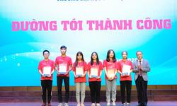 """""""Đường tới thành công"""" - Truyền cảm hứng cho sinh viên, học viên của Trường Đại học Y Hà Nội"""